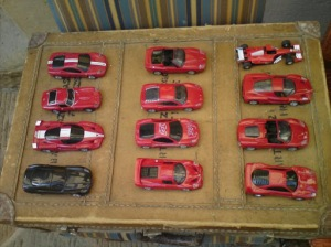 Italienische Garage